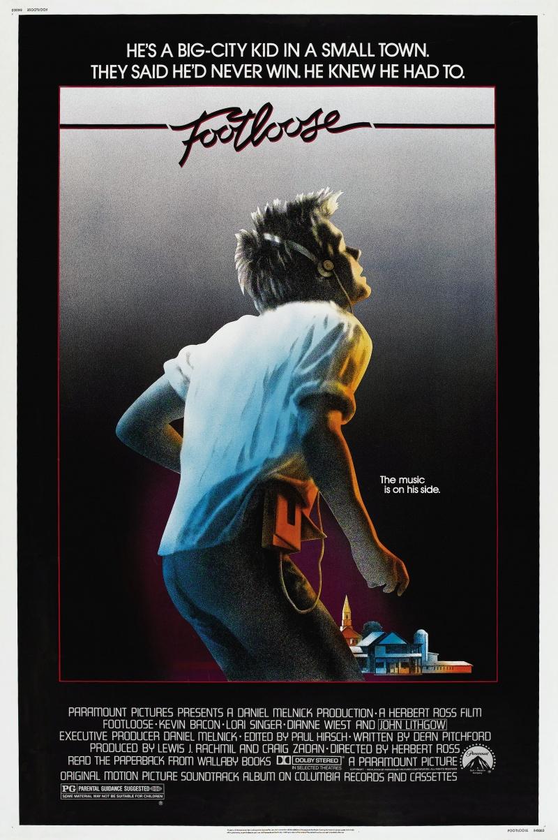 Footlose online 1983