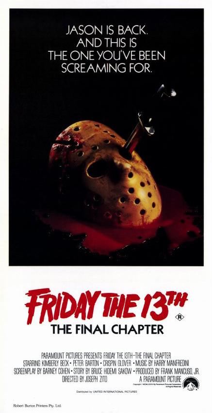 фильм friday the 13th