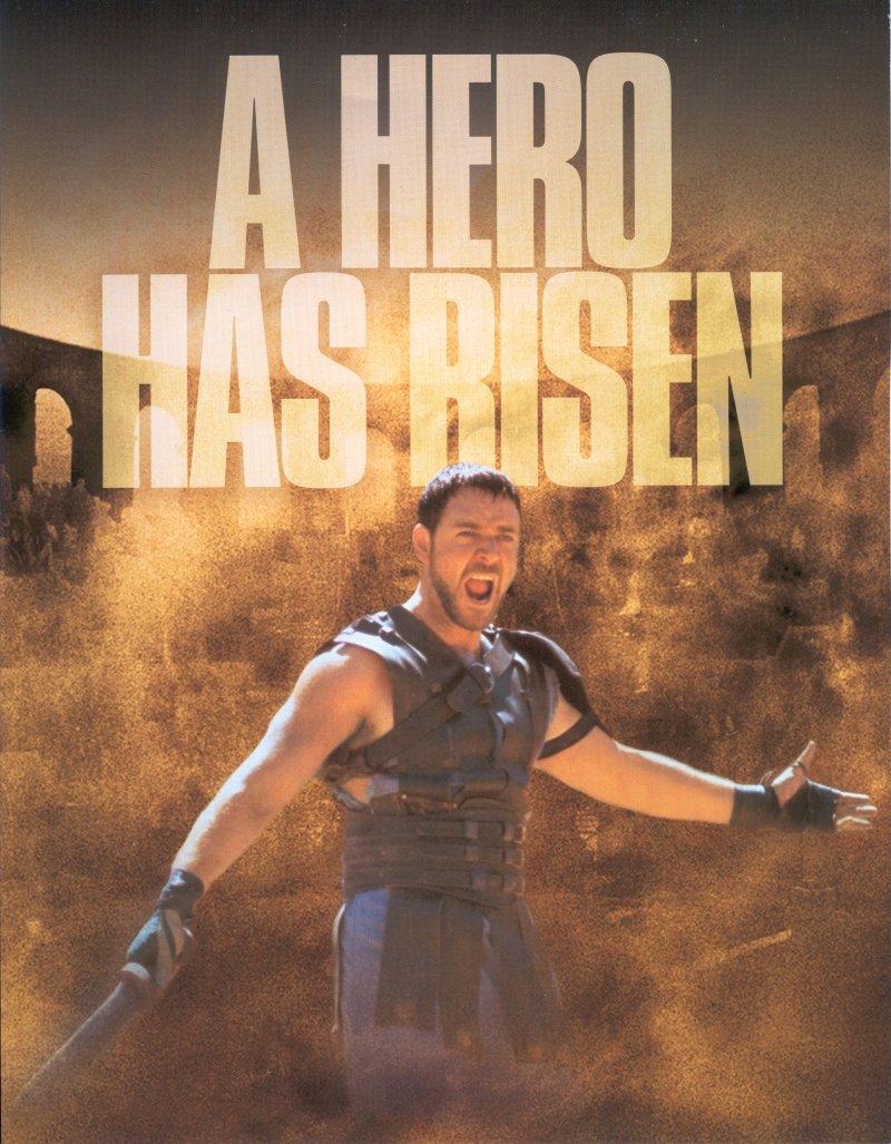 gladiator analysis essay