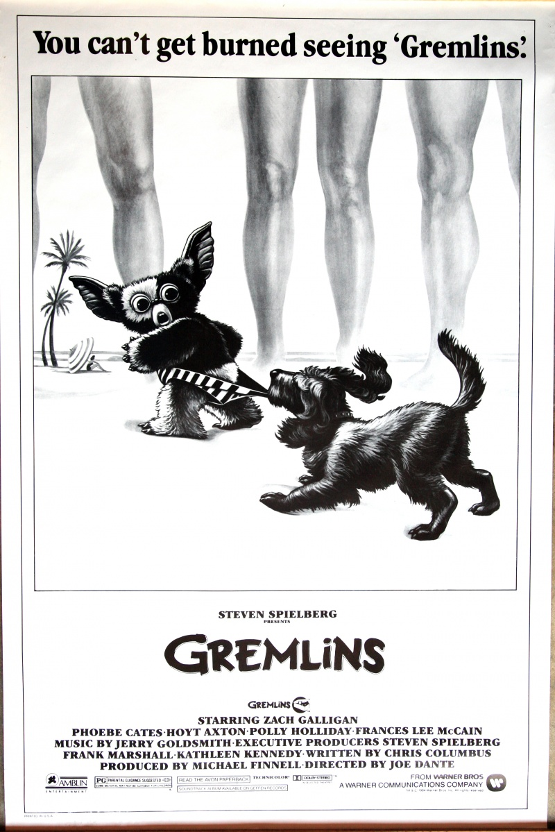 Кадры из фильма «Гремлины» / 1984