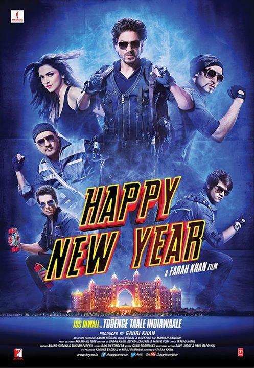 Индийский фильм с новым годом 2017 музыка