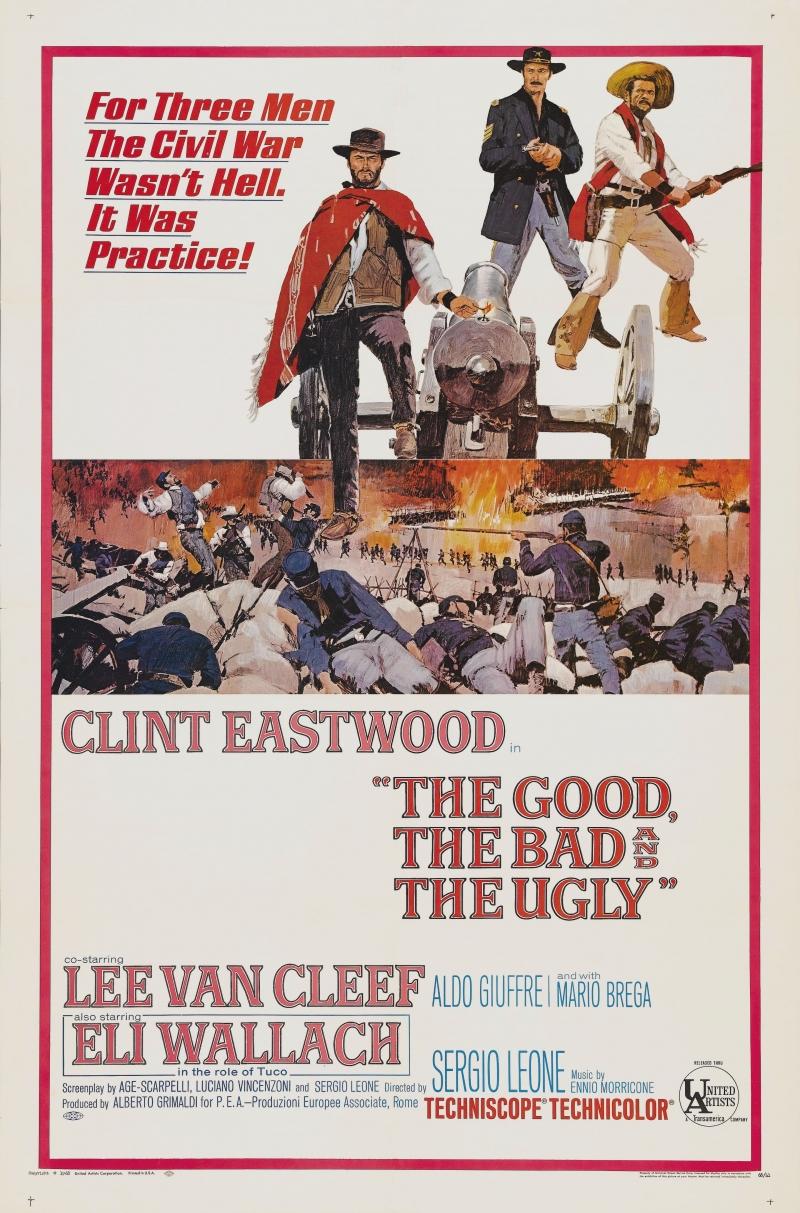 Хороший, плохой, злой (1966) смотреть онлайн или скачать ...