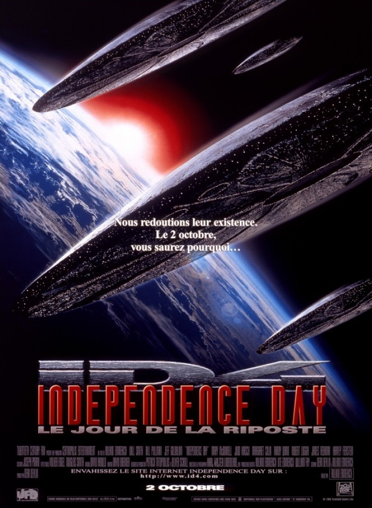 Кадры из фильма «День Независимости» / 1996