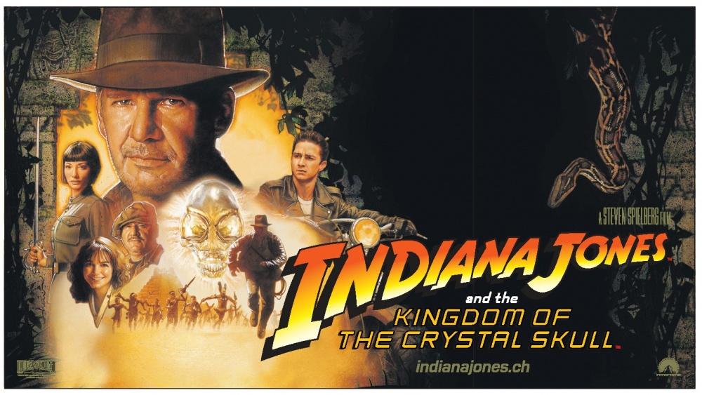 Indiana Jones and the Kingdom of the Crystal Skull  Wikipedia