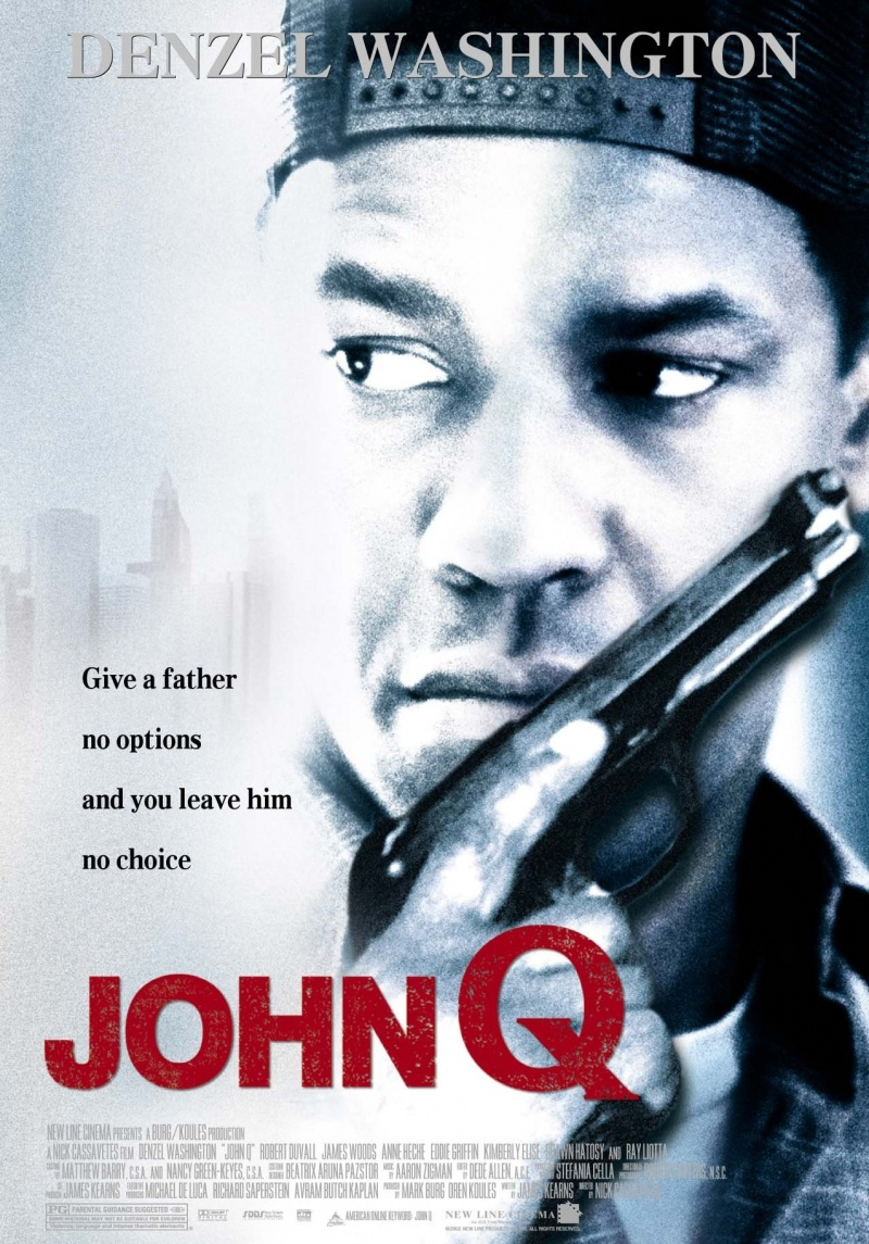 """an analysis of john q a movie by nick cassavetes References scott, b """"interview with nick cassavetes """" ign entertainment fox interactive, 2002 retrieved on november 8, 2006 from http://movies ign com/articles/324/324560p1 html a look at the issues involved with the making of the movie john q from the perspective of the director."""