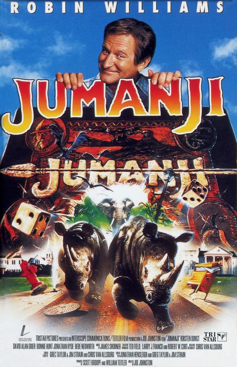 Film Jumanji