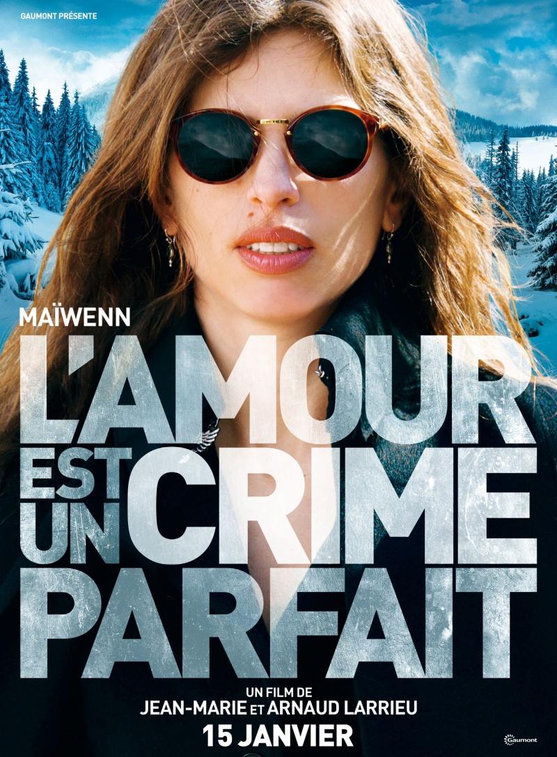 Любовь – это идеальное преступление (Lamour est un crime parfait, 2013) изоражения