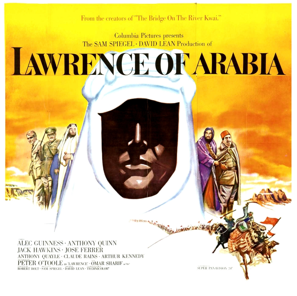 a movie review of lawrence of arabia