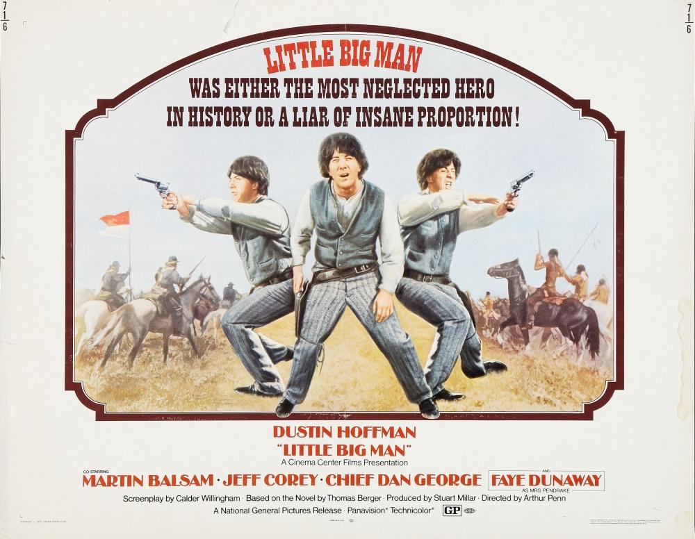 an analysis of little big man a novel by thomas berger