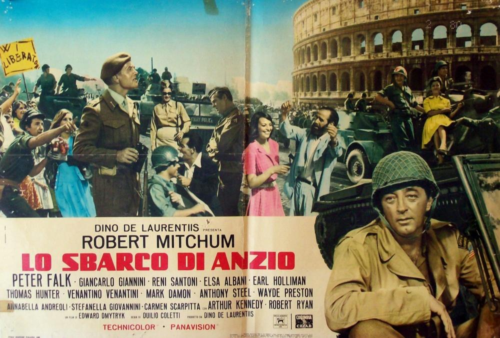 Anzio 1968 online dating