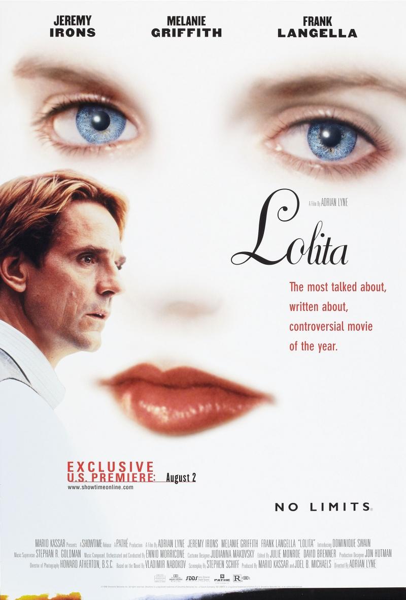 Лолита (1997) - Всё о фильме, отзывы, рецензии - смотреть ... натали портман