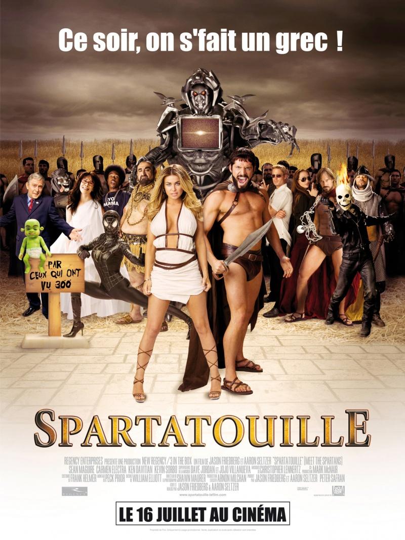 Смотреть Знакомство со спартанцами (2008) онлайн в HD качестве