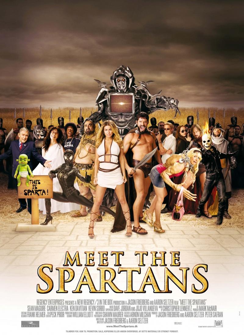 знакомство со спартанцами с бритни спирс