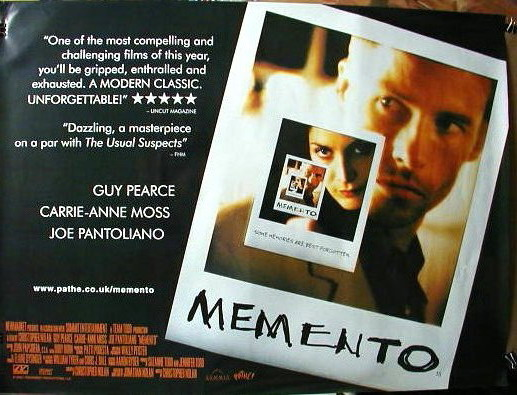 analysis of memento movie