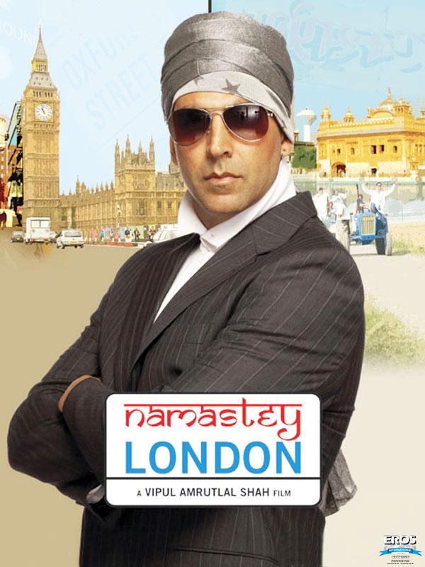 Намасте, лондон namastey, London (2007) » смотреть