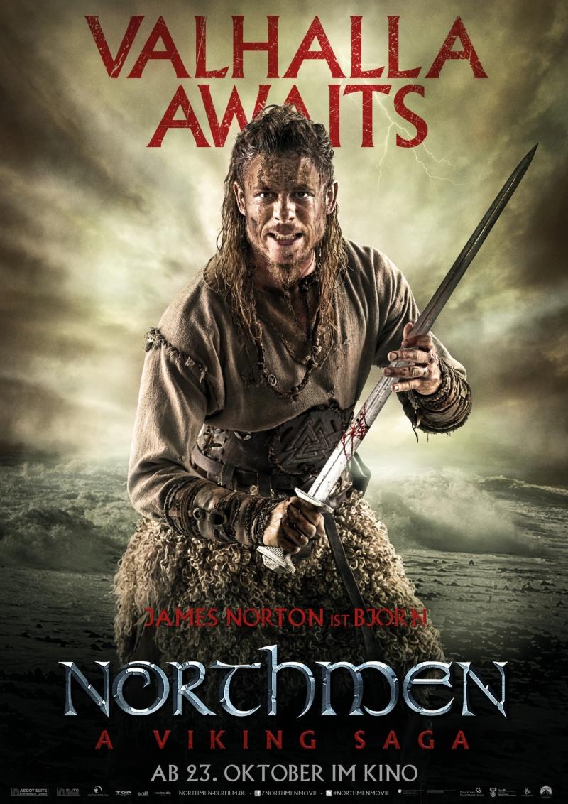 Смотреть новый фильм Викинг в хорошем качестве