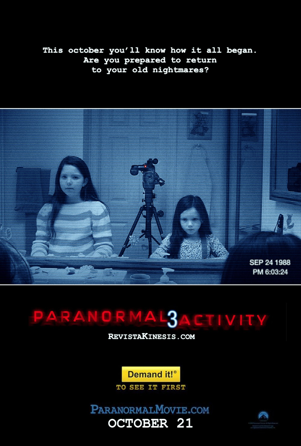 Paranormal activity: ghost dimension in hd download!