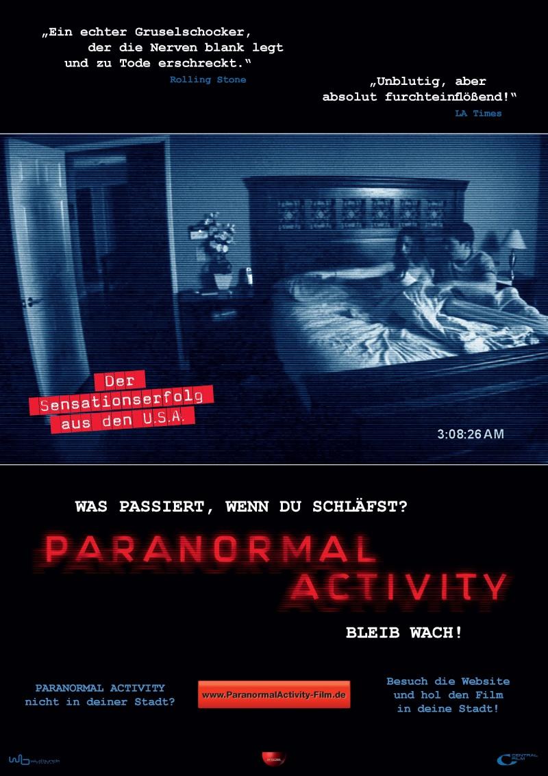 Paranormal activity 5 : hayalet boyutu izle