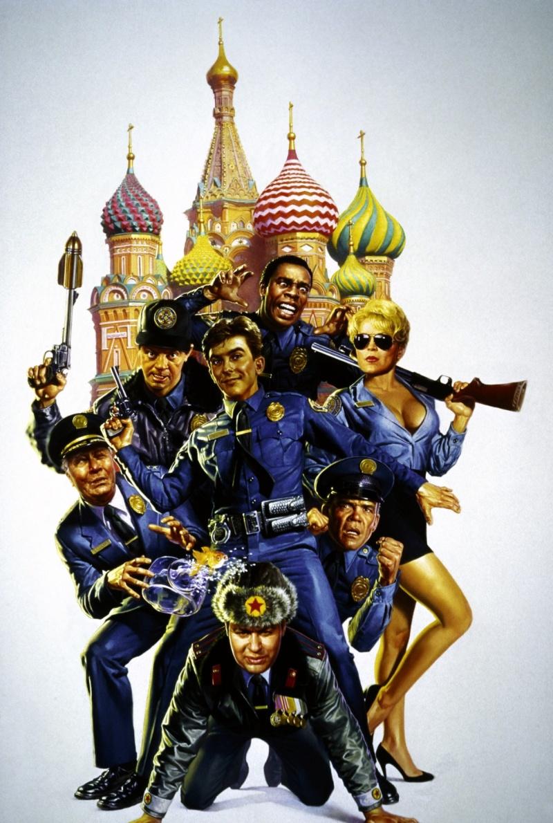 полицейская академия роли с фото