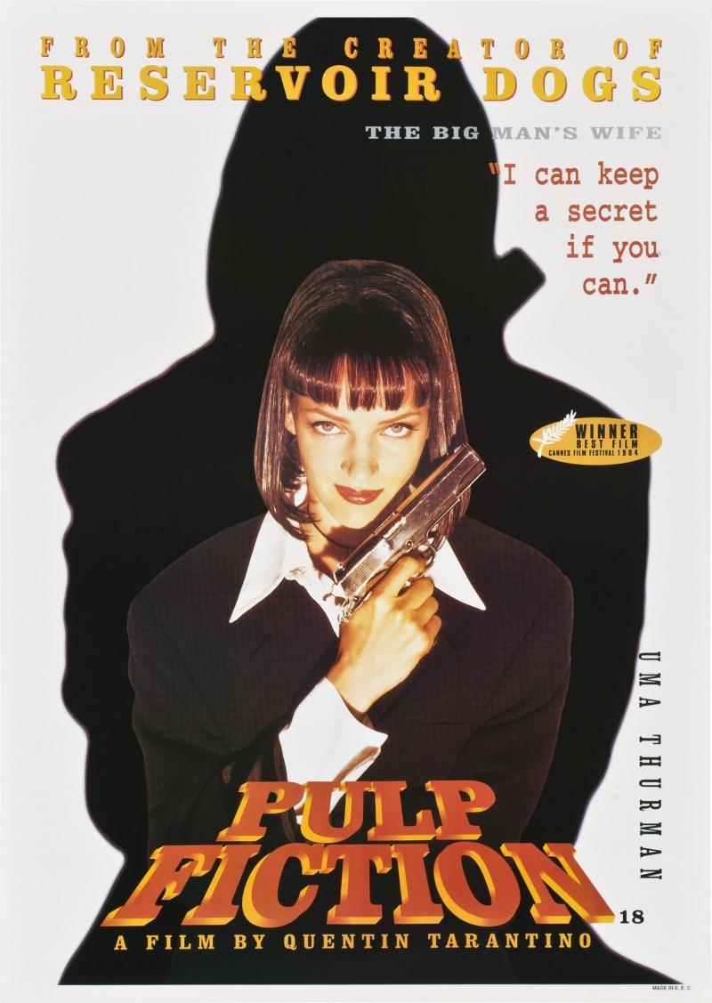 «Смотреть Онлайн Криминальное Чтиво Pulp Fiction 1994» — 2003