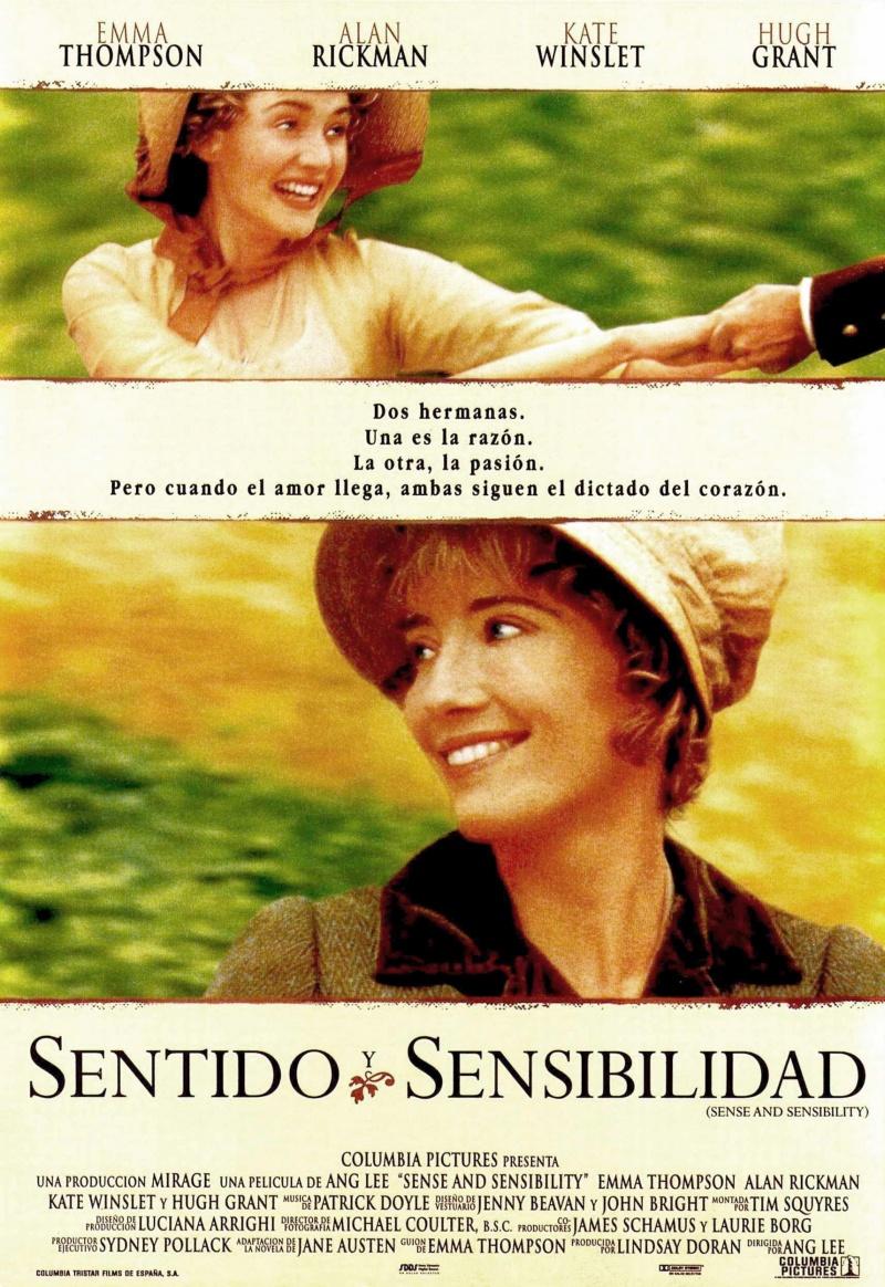 Постер 2 из 3 из фильма разум и чувства