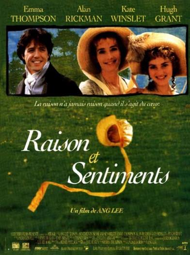 Разум и чувства sense and sensibility 1995