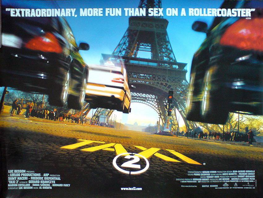 «Кино Такси 1 Онлайн» / 2012