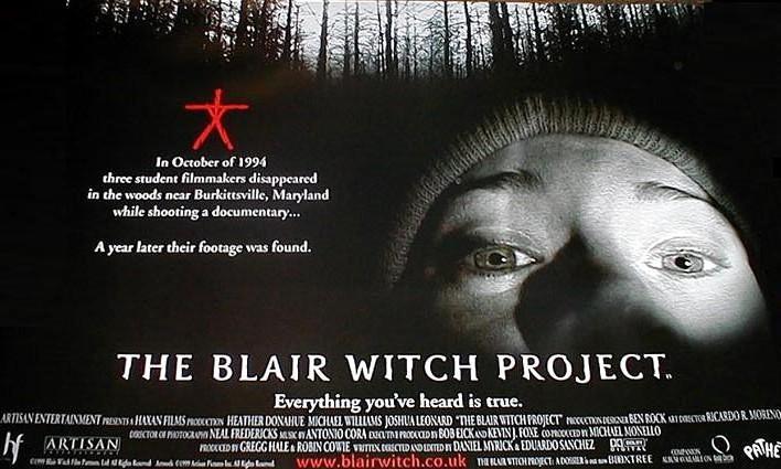 Ведьма из Блэр Курсовая с того света о фильме отзывы  Постеры