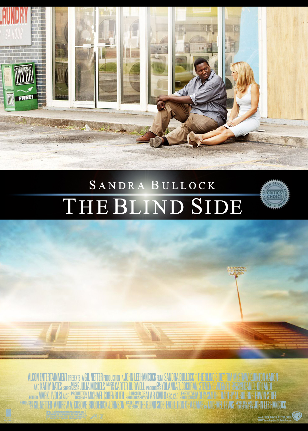 an analysis of the blind side