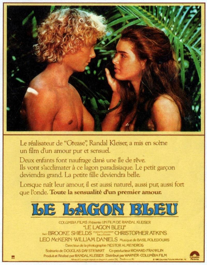 «Голубая Лагуна» — 1980