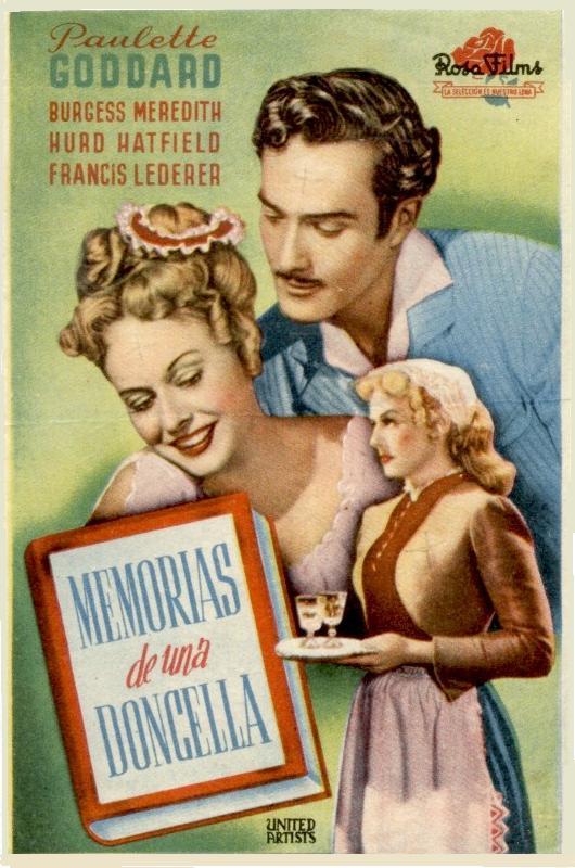 diary of a chambermaid 1964 دانلود فیلم