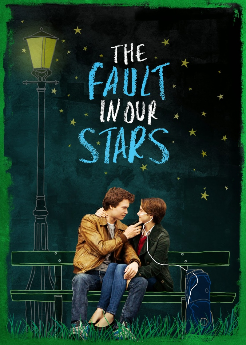 the fault in our stars quotes poster quotesgram