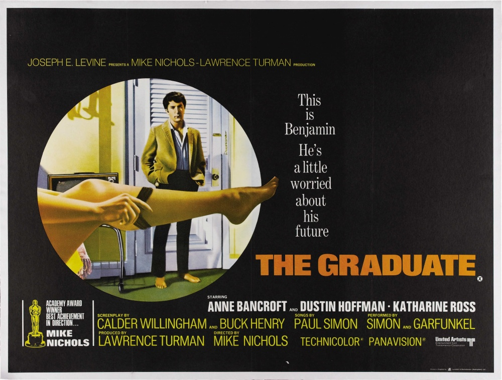 an analysis of symbolism in the graduate by mike nichols Why 'the graduate' still matters the death of mike nichols reminds us of why his film raises questions that still apply to higher education, writes jonathan.