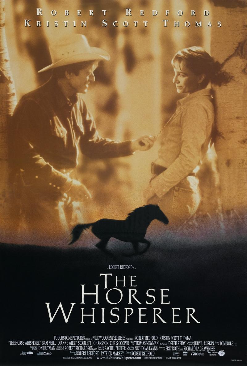horse whisperer Horse whisperer, the script at the internet movie script database.