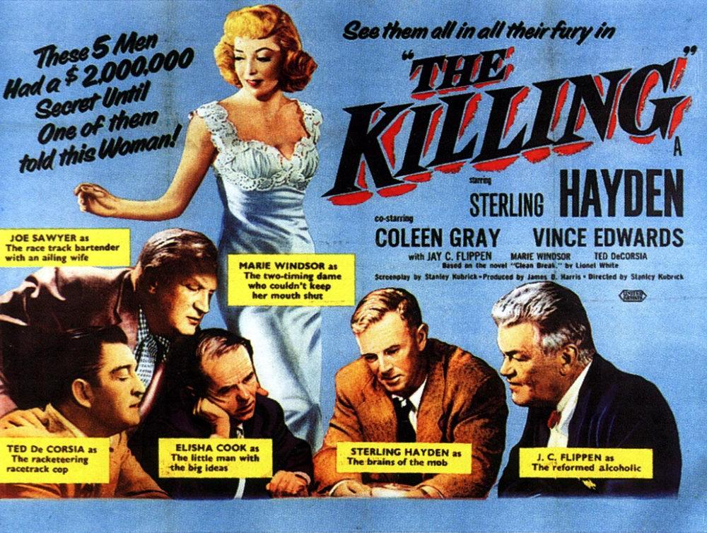 Кадры из фильма «Убийство» / 1956