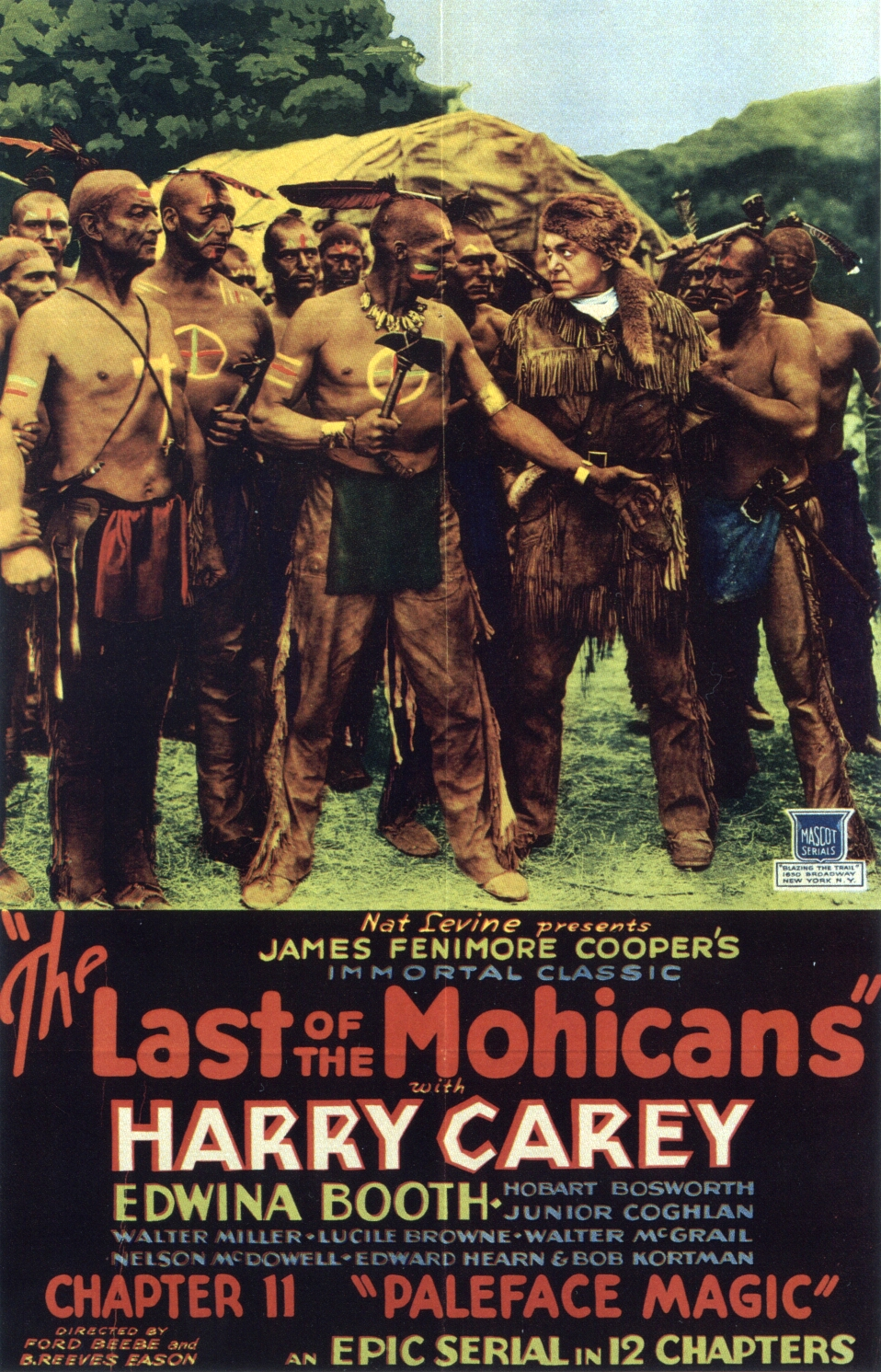 last of the mohicans essay Essays and criticism on james fenimore cooper's the last of the mohicans - the last of the mohicans.