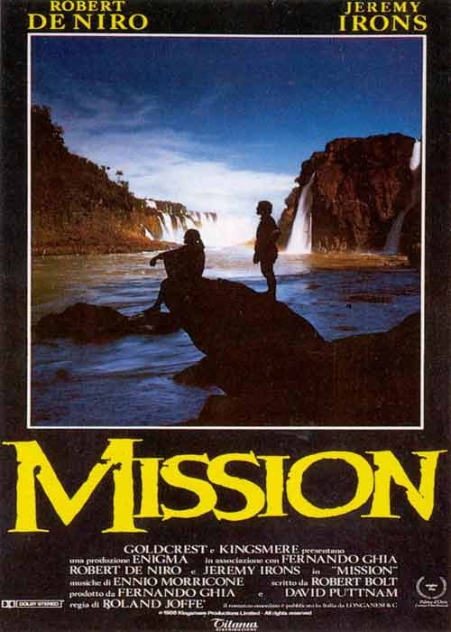 "a review of the film the mission by roland joffe Liberty university""the mission"" - a review a paper submitted to dr the mission, the film documents similar to review of the mission(1986."