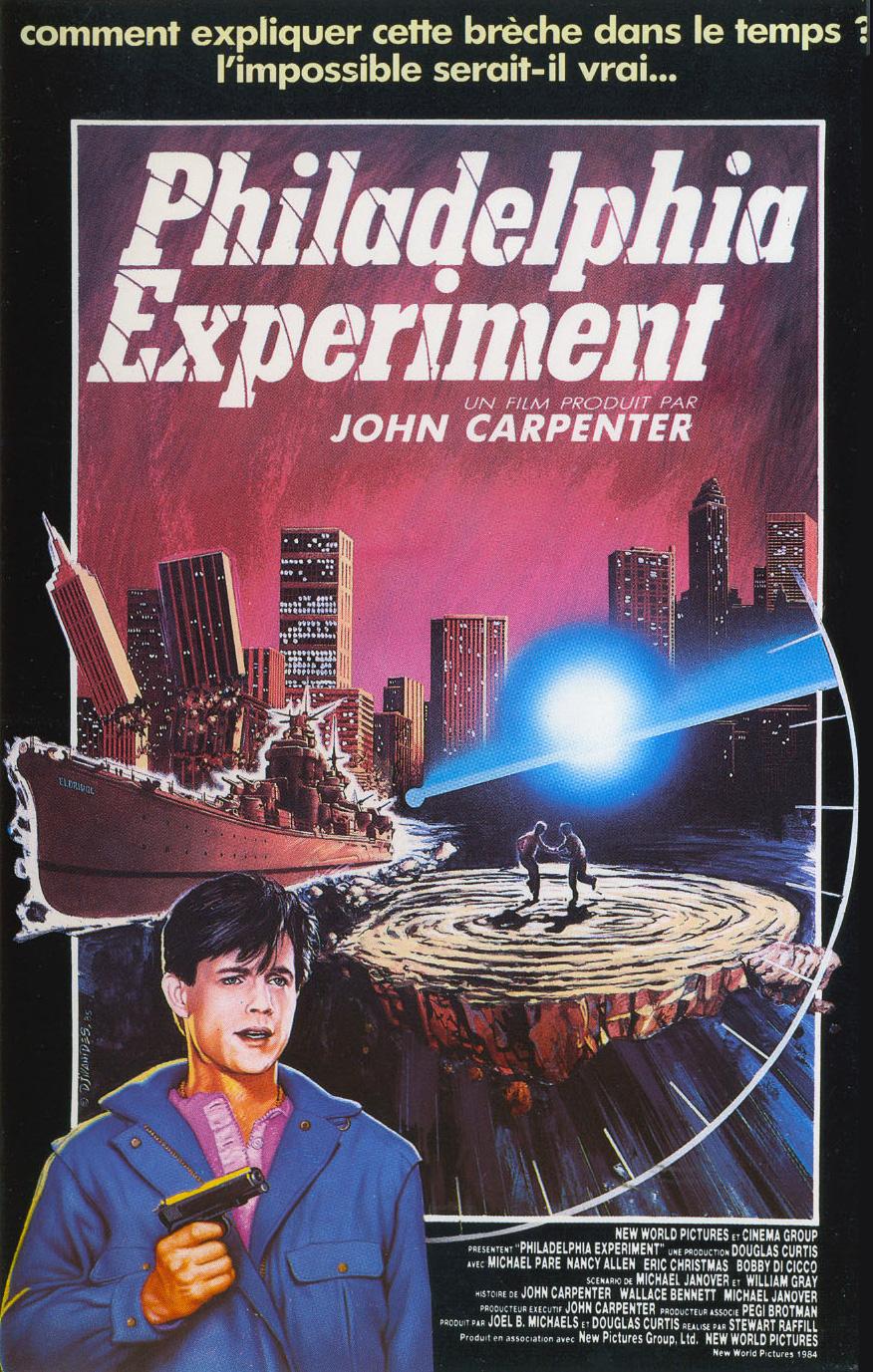«Филадельфийский Эксперимент» / 1984