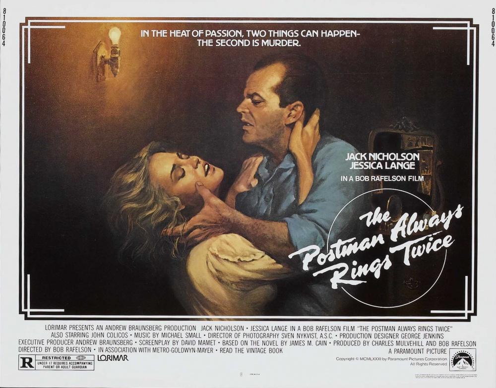 Watch The Postman Always Rings Twice Online - 1981 Movie