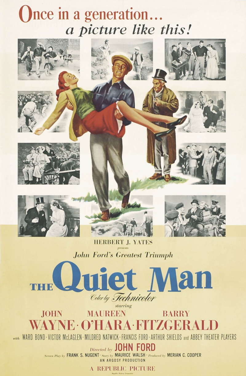 a review of maurice walshs short story the quiet man Adam walshs murder was among those  quiet librarian lizzie borden  which some believer are spirits ready and waiting the man's death 2 interesting and.