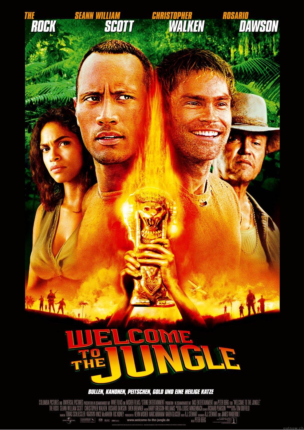 Сокровище Амазонки (The Rundown, 2003)