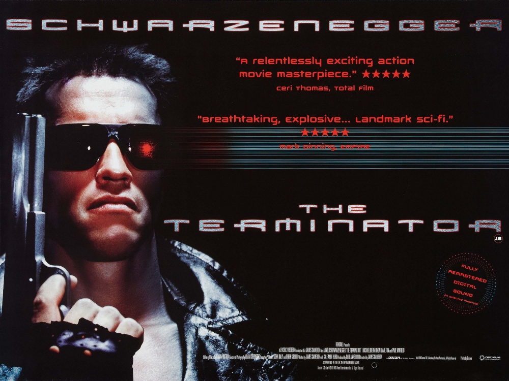 a review of the movie the terminator Terminator 2: judgment day 2d is the remastered version of the 3d release recently shown at theaters this review is for the standard blu-ray of the release, which the majority of you will be watching with 4k you are obviously going to get that extra hd boost to your viewing experience and if you import the uk 3d edition of the movie.