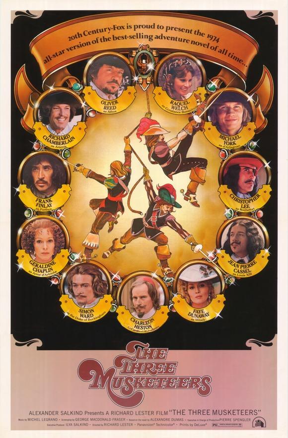 Кадры из фильма сериал три мушкетера смотреть онлайн
