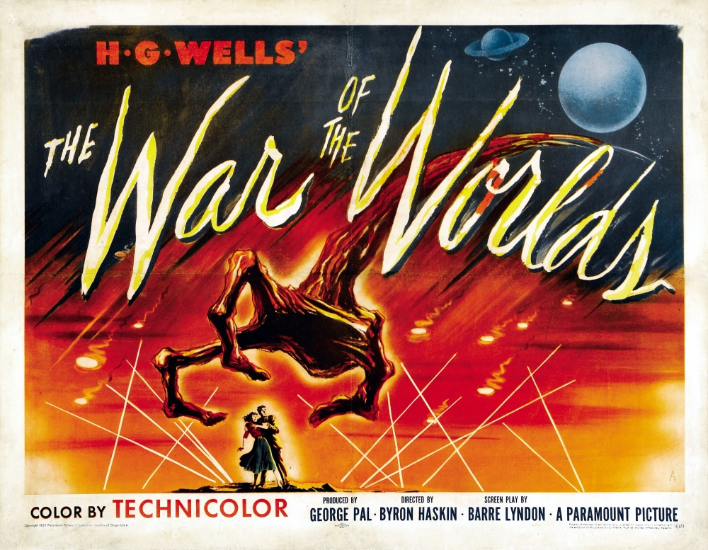 an in depth review of hg wells war of the worlds