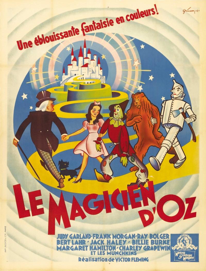 «Волшебник Страны Оз» / 1939