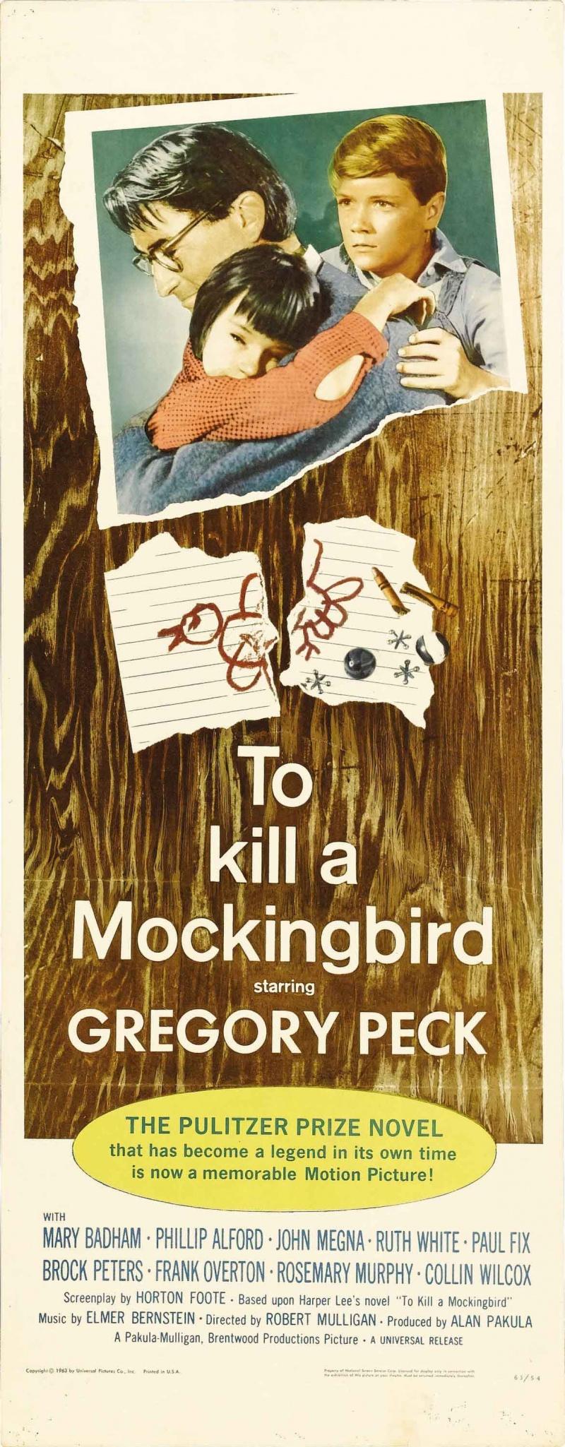 To Kill A Mockingbird Movie Poster Project - oc-ubezpieczenia info