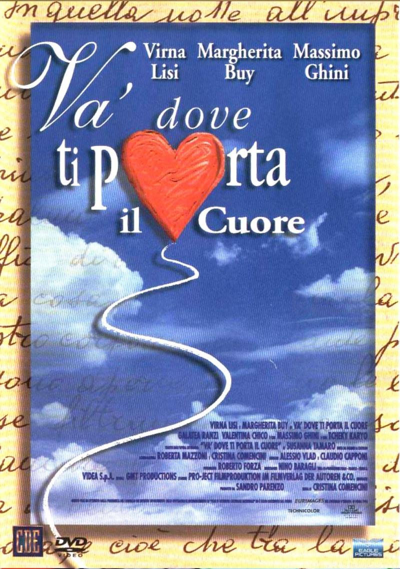 Там куда ведет сердце 1996 о фильме отзывы смотреть