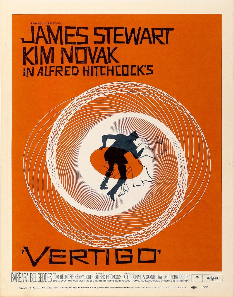essay on the movie vertigo
