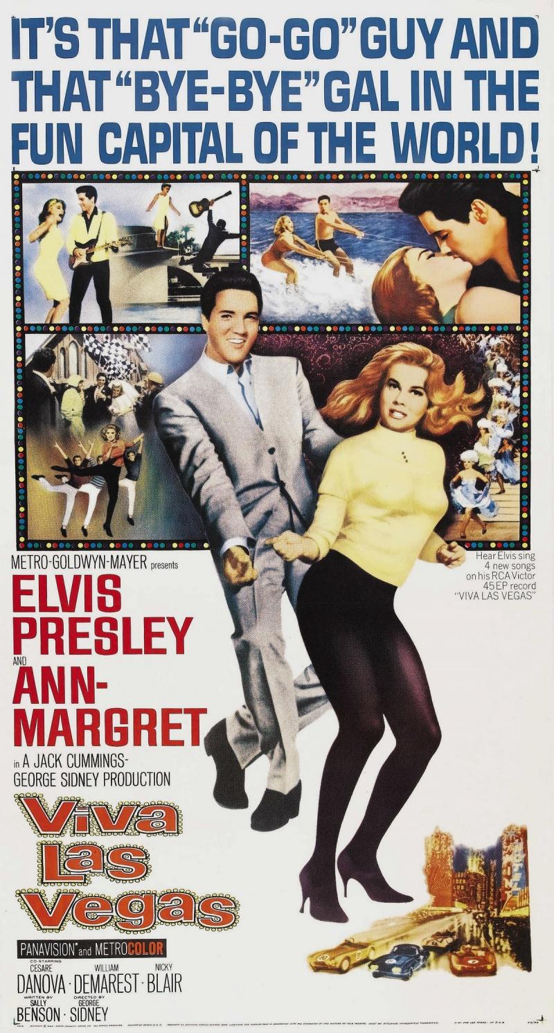 Да здравствует лас-вегас 1964  скачать фильмы