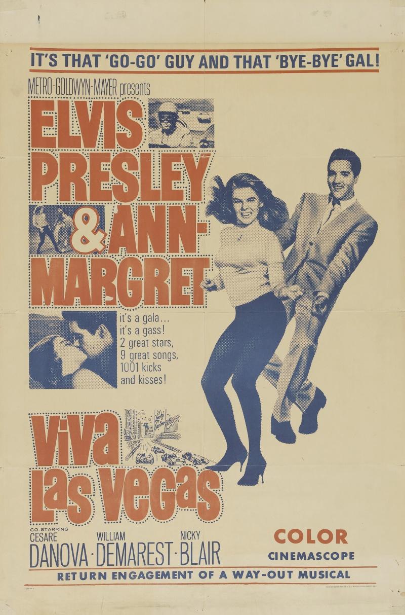 Да здравствует лас-вегас 1964